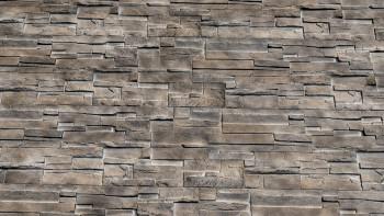 panneau de façade planeo aspect pierre - NoviStone Silex Flint 1054 x 334 mm