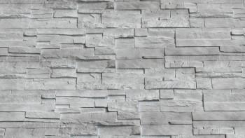 panneau de façade planeo aspect pierre - NoviStone Travertine 1054 x 334 mm