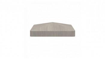 planeo Basic - casquette de poste gris argenté