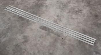 Bande de stabilisation pour l'ensemble de clôture TitanWood WPC