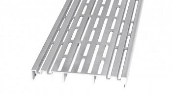 profil de ventilation des terrasses planeo 1200x150x20mm