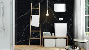 Planeo Wallboard - Infinite KI03 haute brillance - 260 x 120 cm