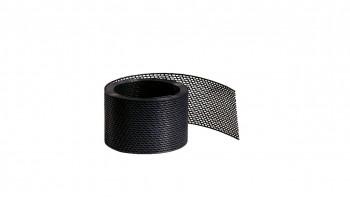 rouleau de ventilation protecteur planeo - LÜR 50x5000mm noir