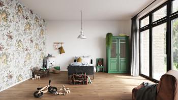 Sol organique collé Wineo - 1200 bois XL Dites bonjour à Klara