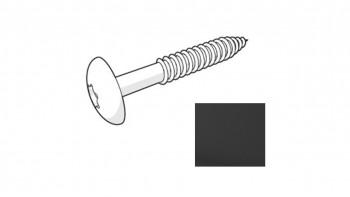 Trespa HPL Fassadenschraube - New York Grey 4,8 x 38mm