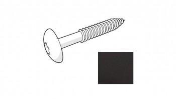 Trespa HPL Fassadenschraube - Schwarz 4,8 x 38mm