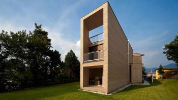 planeo façade en bois bande losange sapin argenté nature SV 21x65